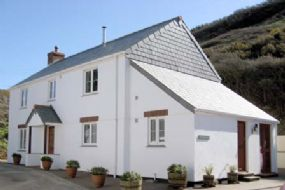 The Moorings Dog Friendly Cottage Port Isaac, Cornwall - Pets Welcome